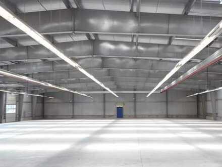 Lager- und Logistikflächen in guter Lage im Industriegebiet!