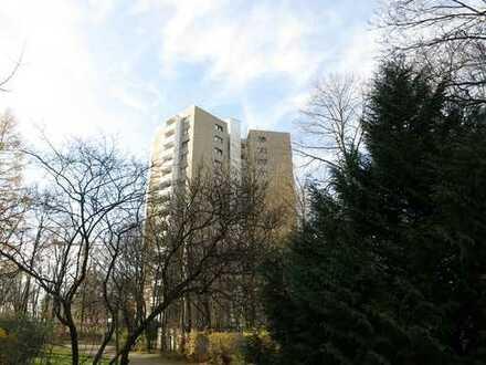 sonniges Appartement mit Bergblick