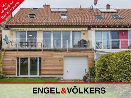 NEUER PREIS: Feldrandlage - Modernes Haus mit XL-Grundstück!