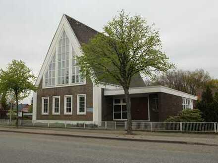 Provisionsfrei: Ehemalige Kirche in Nordhorn-Blanke_Nutzung zu Wohnzwecken möglich