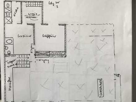 Attraktive 2-Raum-Wohnung mit EBK und Balkon in Marxzell-Burbach