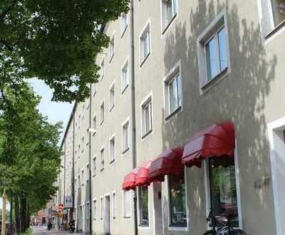 4 Zimmer 1 halbes Zimmer in Ramersdorf