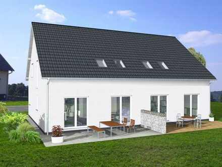 Ein tolles Angebot - Doppelhaushälfte Duplex 118 im Herzen von Mühlhausen