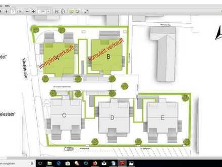 Neuwertige schöne Zwei-Zimmer-Wohnung mit Küche in Gutach i. Br.