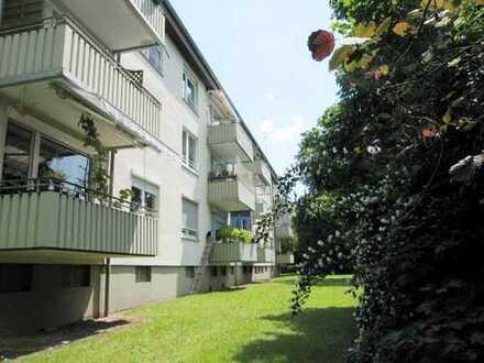 Gut geschnittene 4-Zimmer-Eigentums-Wohnung in gefragter Lage von Großkrotzenburg.