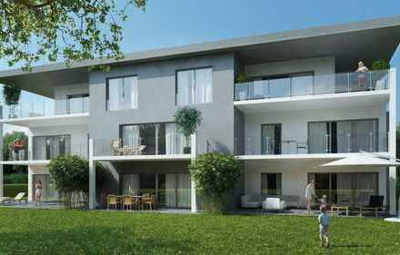 Penthouse mit unverbaubarer Aussicht, Erstbezug