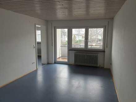 Renovierte 3-Zimmer-Wohnung mit Balkon in Oberndorf am Neckar