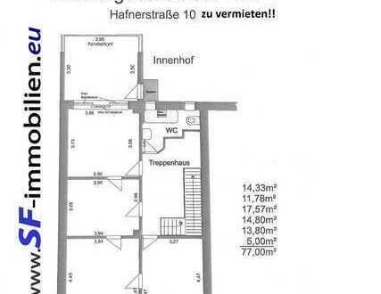 Praxis-/ Büroräume in Cham zu vermieten!!!