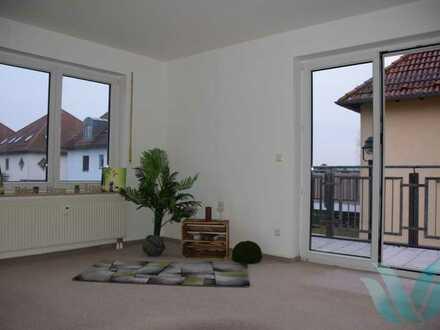 Provisionsfrei, 2 Raum im 1OG. mit Balkon und TG