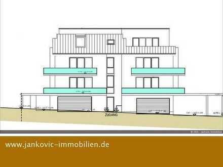 HD-Ziegelhausen - Hanggrundstück mit Baugenehmigung für ein 5-FH in HD-Ziegelhausen