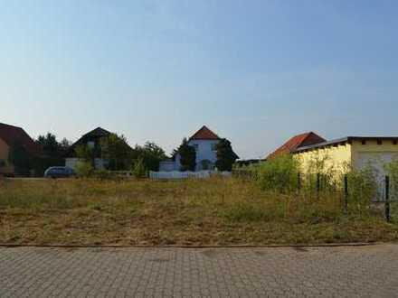 Nedlitz - Günstiges Sonnengrundstück in guter Ortslage