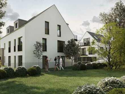 VERKAUFT !!!! IN-West/Gerolfing - 4- Zi.-Gartenwhg. im Gruber Hof