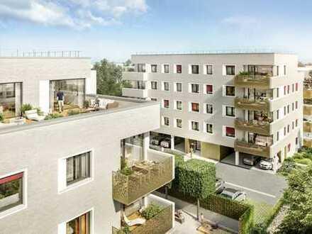 Steimker Gärten-Penthouse mit exklusiver Ausstattung und Dachterrasse