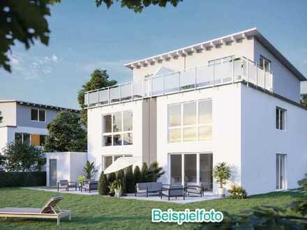Geräumige DHH mit großem Garten und Dachterrasse in ruhigem Neubaugebiet (Erstbezug, provisionsfrei)