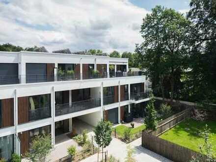Moderner 4 Zimmer-Premium Luxus Terrassenwohnung in Harlaching/Menterschwaige