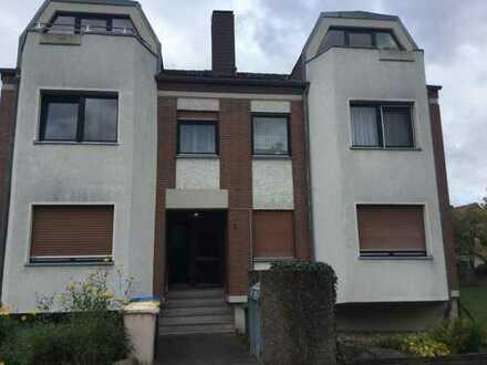 Vollständig renovierte 3-Zimmer-Erdgeschosswohnung mit Balkon in Bonn-Buschdorf