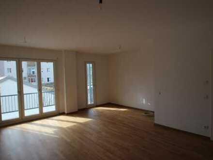 Hegerich Immobilien: Helle 2 Zimmer Neubauwohnung mit 2 Balkonen