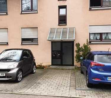 Modernisierte 3-Zimmer-Wohnung mit Balkon in Waiblingen