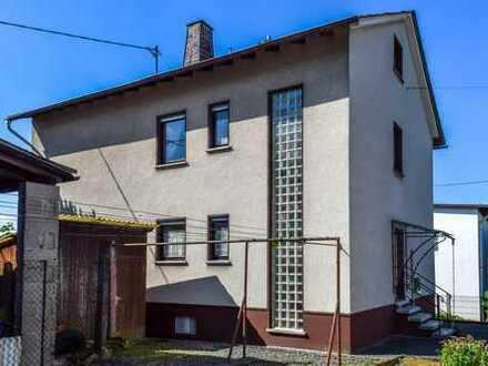 Geräumiges und gepflegtes Einfamilienhaus in ruhiger Wohnlage von Elbtal-Dorchheim