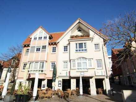 245qm Gewerbefläche in Wieslocher Bestlage am Adenauerplatz zu vermieten.