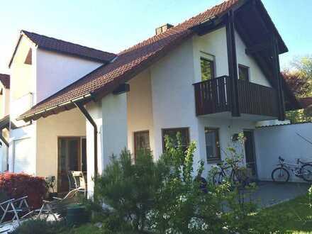 Gepflegtes Haus in exklusiver Hanglage von Aystetten
