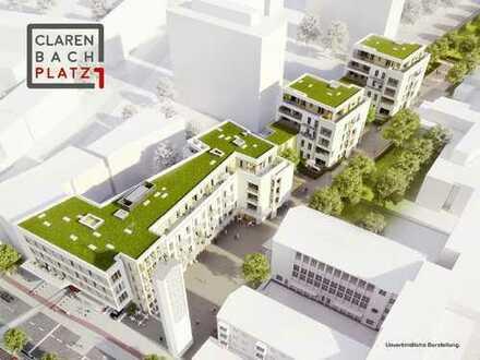 Exklusive Eigentumswohnung am Clarenbachplatz