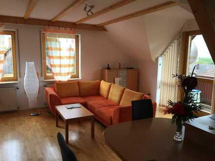 Landau-Frankweiler: Gepflegte DG_Wohnung in ruhiger Lage