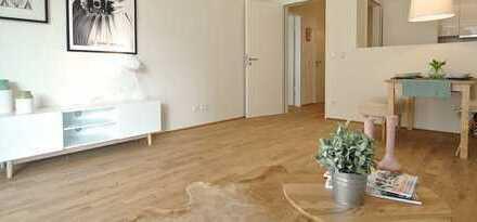 Nachmieter für eine 2-Zimmer-Erdgeschoss-Wohnung im Marytime gesucht