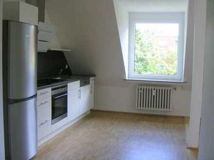 3 Zi.-Wohnung mit Süd-Loggia im Kaiserstraßenviertel