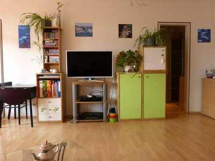 Sehr schöne 1,5 Zimmerwohnung mit sonnigem Balkon zu vermieten