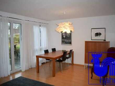Solide Kapitalanlage: top-gepflegte 3-Zimmer-Eigentumswohnung im Erdgeschoss mit Terrasse