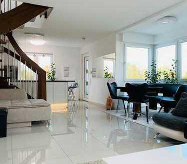 Der Steinberg wartet auf Sie. Luxuriöses 1-2 Familienhaus. Klein, aber wow...