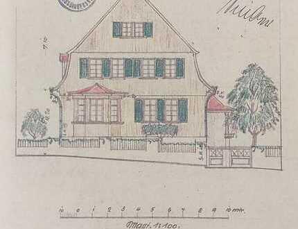 Ansprechendes 8 1/2 Zimmer-Familienhaus in Ingersheim