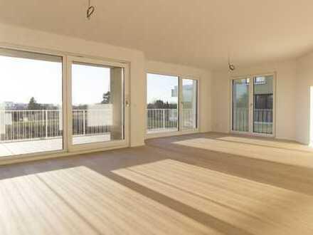 Moderne, lichtdurchflutete 4 Zimmer-Wohnung in begehrter Aussichtslage Esslingen-Berkheims
