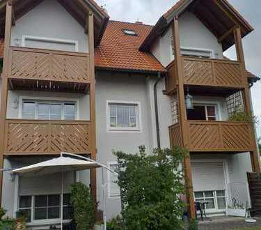 Charmante Eigentumswohnung im Zentrum von Schwarzenfeld zu verkaufen