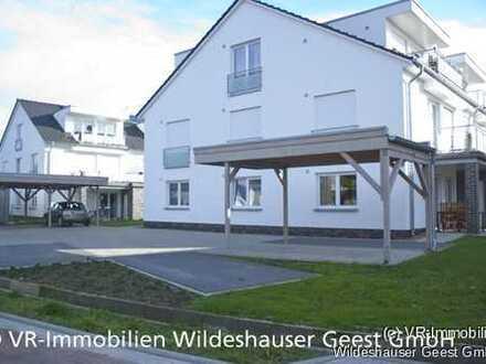 Erdgeschosswohnung mit Terrasse in Wildeshausen
