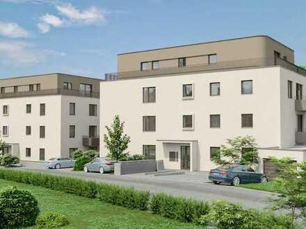 Reserviert! EG-Wohnung mit Terrasse und eigenem Garten!