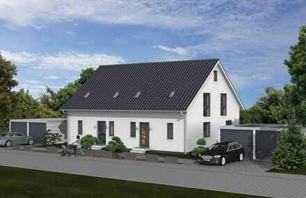 Endlich ins Eigenheim: Schlüsselfertige Doppelhaushälfte in TOP Lage | 20min. von Regensburg