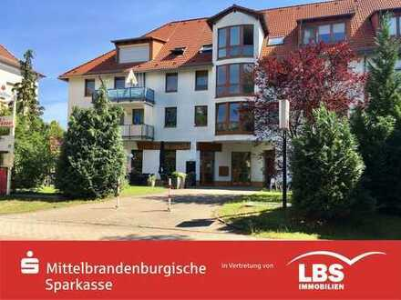 2-Raum Wohnung in Eichwalde - 500m zum Bahnhof