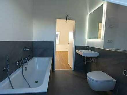 Erstbezug: Ansprechendes Reiheneckhaus 4,5 Zimmer, schick, modern, viel Tageslicht, Bad en Suite