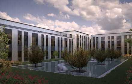 ADLERSHOF: ERSTBEZUG 2022: 380 Hotel-Einheiten + TG - ca 18.000 m² - Schlüsselfertig - zu VERPACHTEN