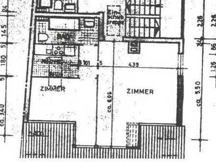 Renovierte Dachgeschosswohnung in zentraler ruhiger Lage in F-Dornbusch!