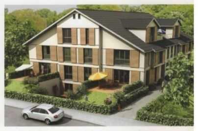 Haus im Haus: Luxus Maisonette Wohnung 140 m² W-Fläche 4 Zi/K/D/Bad Terrasse Toplage