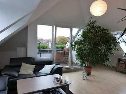 Neuwertige 4-Zimmer-Maisonette-Wohnung mit Balkon im Kölner Norden