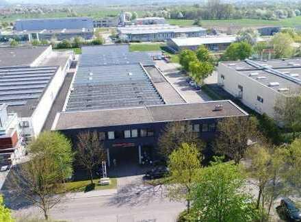 Produktionshalle mit Bürogebäude...