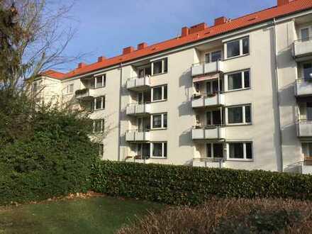 Sonnige 3-Zimmer-EG-Wohnung, zentral, mit Balkon in Oldenburg (Oldenburg)
