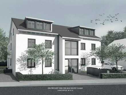 IM ALTER ZU HAUSE WOHNEN - helle, barrierefreie 3-Zimmer-Neubauwohnung (1.OG) mit Balkon und Carport