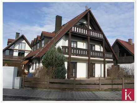 Tolle 3-Zi. EG-Wohnung mit Wohnküche und großem Garten