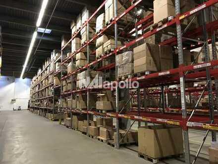 Lager-/Produktionsfläche   Bürofläche   top Verkehrsanbindung an die BAB 3 und BAB 66