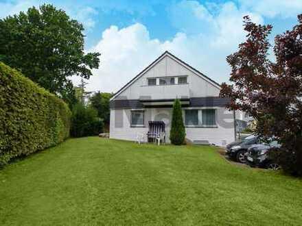 Wohnen und/oder Wirtschaften an der Ostsee: Möbliertes Haus mit 3 Wohneinheiten, Garten und Terrasse